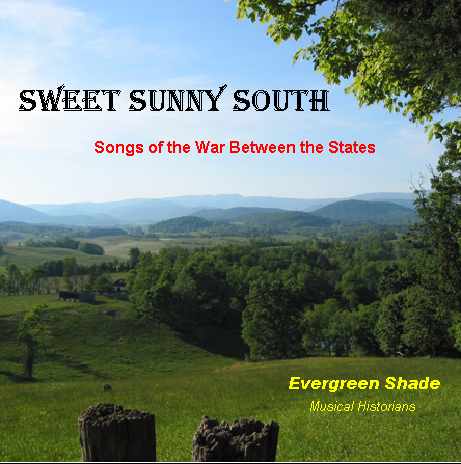 Sweet Sunny South CD Cover